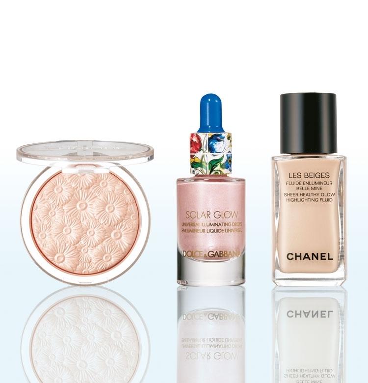 この夏注目の【ハイライト】で煌めくツヤ肌をGETして!シャネル、Dior、ジバンシイ……各ブランドから個性溢れるアイテムが勢揃い!