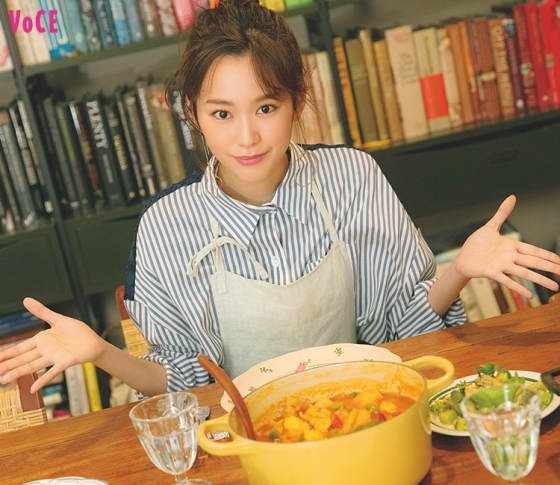 【桐谷美玲】人気料理教室【LIKE LIKE KITCHEN】でプロのレシピを習う
