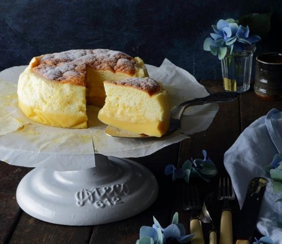 フランスで大人気の「魔法のケーキ」がついに日本上陸!