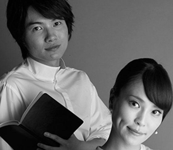 「男糸danshi」第14回 清川あさみ×神木隆之介
