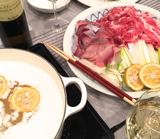 発酵旨鍋レシピ|ミルキーホワイトブリしゃぶ