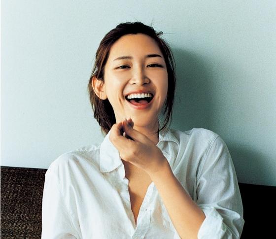 紗栄子、笑顔と幸せの理由。家族と仕事について。