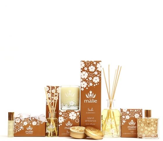 癒しの香りに、紗栄子も夢中♡「紗栄子」×「マリエオーガニクス」コラボコレクション発売