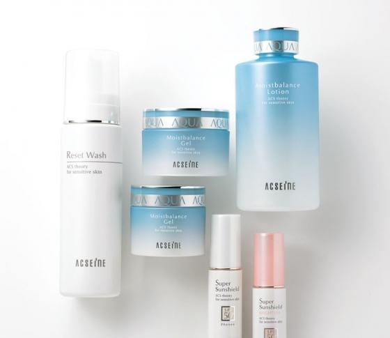 【アクセーヌのすべて】敏感肌さん、ゆらぎ肌さんをサポートする製品、全部見せ!