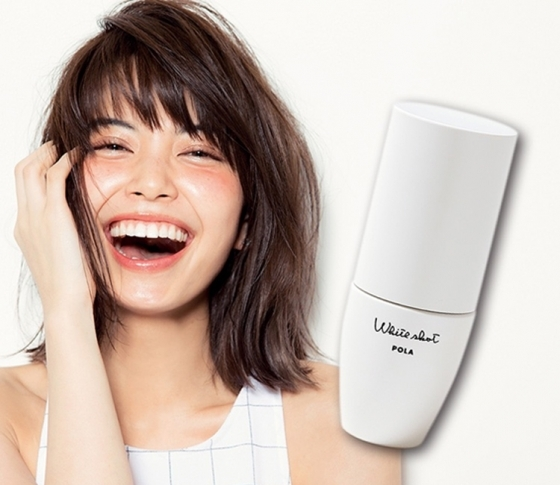 You can purchase VOCE's 3 BEST skin brightening serums at Ginza Mitsukoshi!