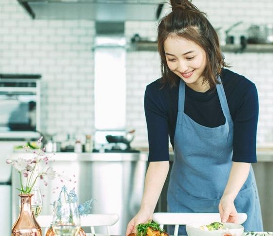 【佐々木希】簡単!おもてなしレシピを披露!【#希んちのごはん 公開しちゃいます】