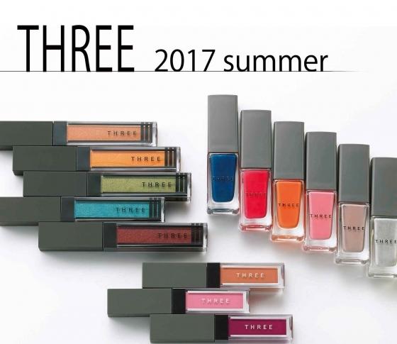 【本日発売】今年の夏はイタリア離島のカラーをまとって……【THREE】