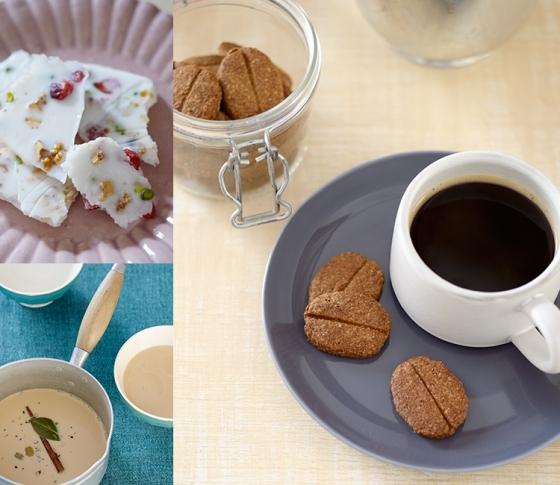 話題のココナッツオイルで作る 太らない&美人になれるお菓子