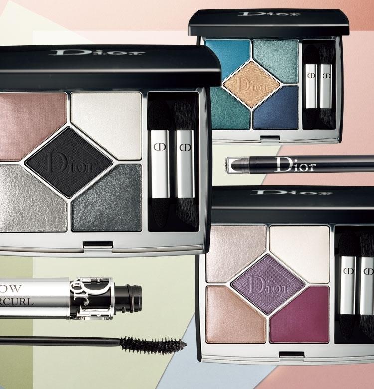 【秋新色2020・Dior】名品アイシャドウパレット13種が進化して登場!あなたの推しカラーは?