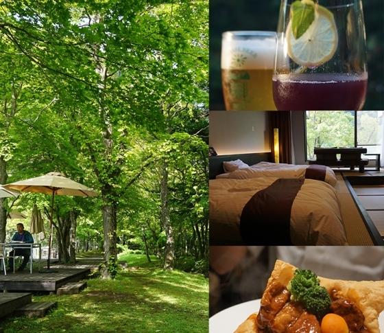 星野リゾート 奥入瀬渓流ホテル 自然と美しい渓流に癒やされる週末旅/DAY1