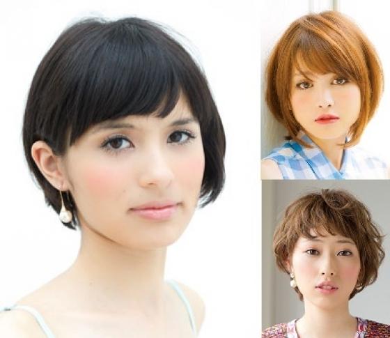 今人気のショートヘア3選! 雰囲気の違う3スタイルを春のイメチェンの参考に!