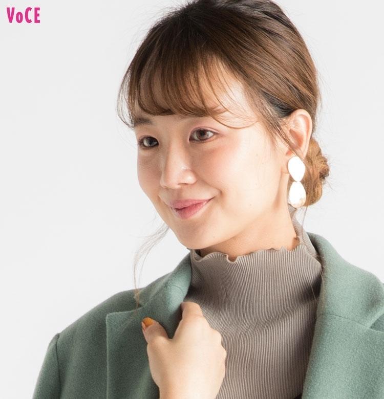 【VOCEエディターの1週間メイク着まわし】 渡辺瑛美子 DAY1「発表会で最新コスメをチェック」