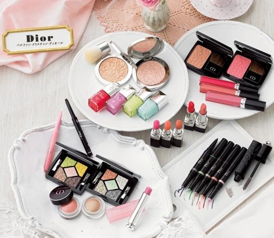 1月8日発売Diorの春新色はお花みたいな大人パステル