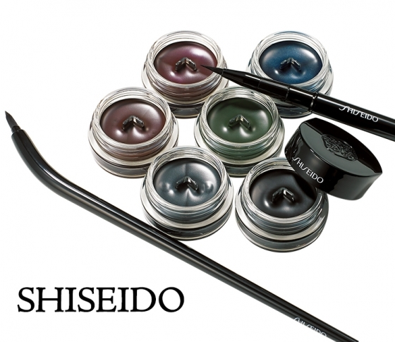 """【キレイが長持ち♡】SHISEIDOの""""和""""をイメージした新アイライナーの使い方とは?"""