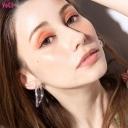 【マスクメイク】ダレノガレ明美の夏アイメイク PART2「ハッピー感が記憶に残るオレンジシャドウ」