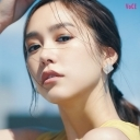 【桐谷美玲×デートメイク】輝くビーチは「メタルブルーアイ」、美術館なら「知的カラーレス」!