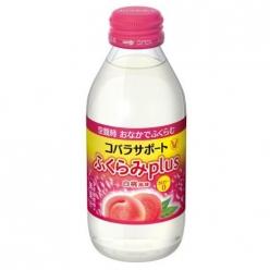 コバラサポート ふくらみplus 白桃風味