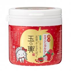 豆乳よーぐるとぱっく 玉の輿 赤のエイジングケア