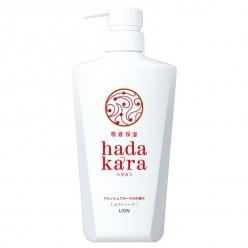 hadakara ボディソープ フレッシュフローラルの香り