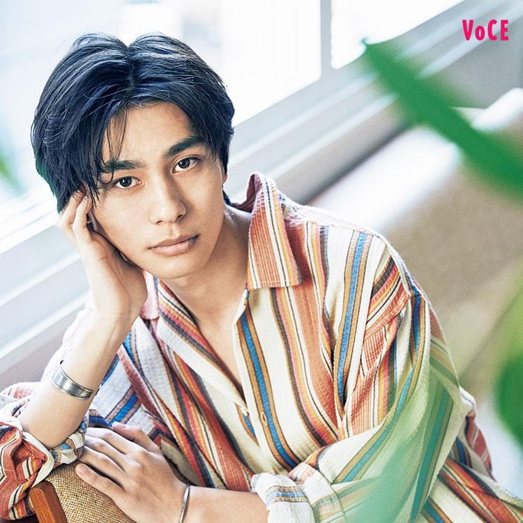 VOCE2020年3月号 大川航