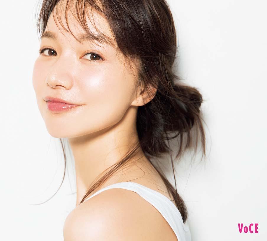 VOCE2017年11月号 三枝こころ