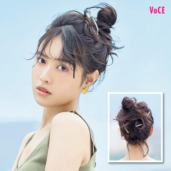 VOCE2019年8月号 松本愛
