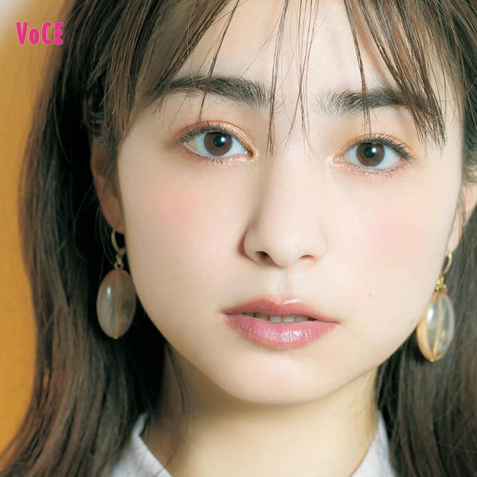 VOCE2019年3月号 松原菜摘