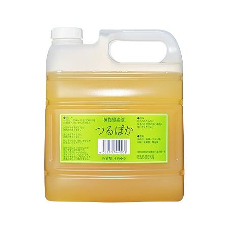 植物酵素液 つるぽか