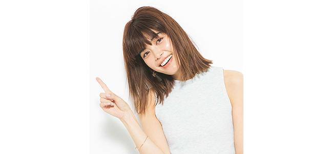 VOCE専属モデル,垣内彩未