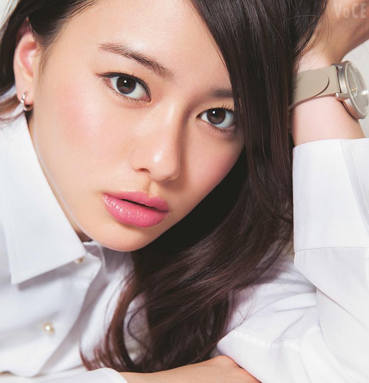 山本舞香,VOCE8月号,ベスコス,ベスコスメイク,オフィス,愛され顔,千吉良恵子,