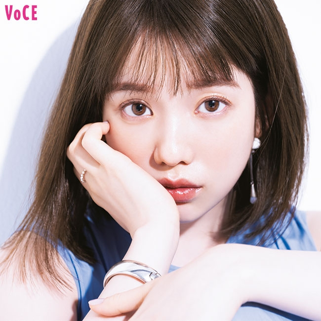 VOCE2020年9月号 弘中綾香