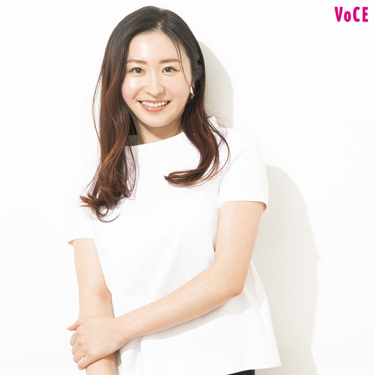 VOCE2020年6月号 田口咲