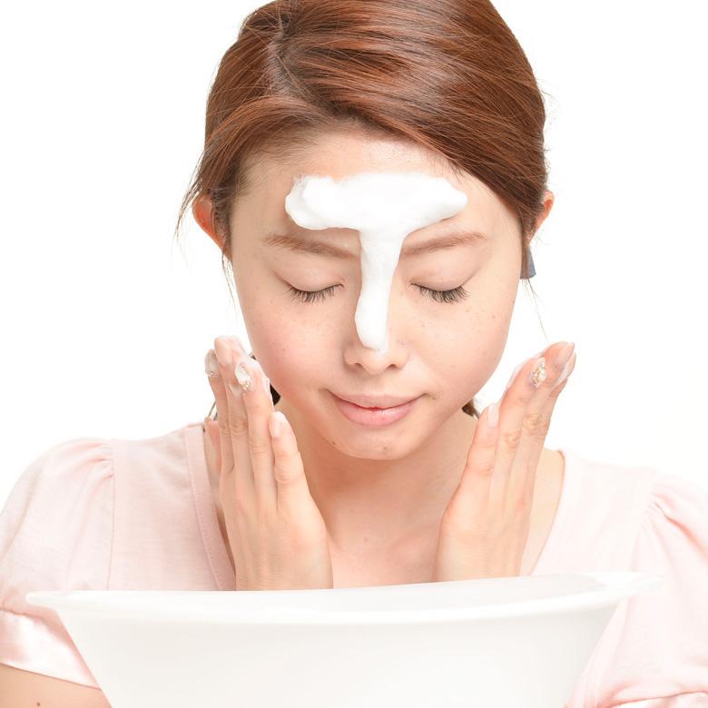 乾燥対策,保湿,洗顔