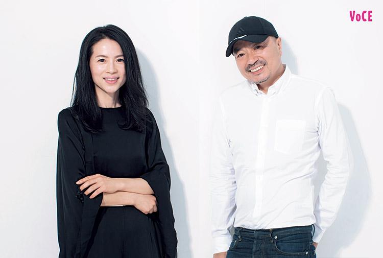VOCE2018年4月号 吉川康雄さん、松本千登世さん