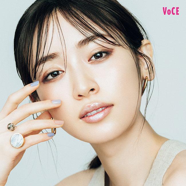 VOCE2019年6月号 泉里香