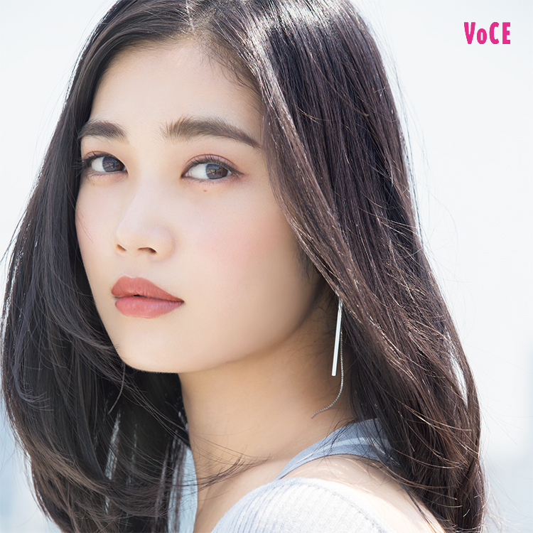 VOCE2018年10月号 林田岬優