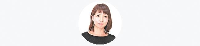 美容家ライター 中川知春さん