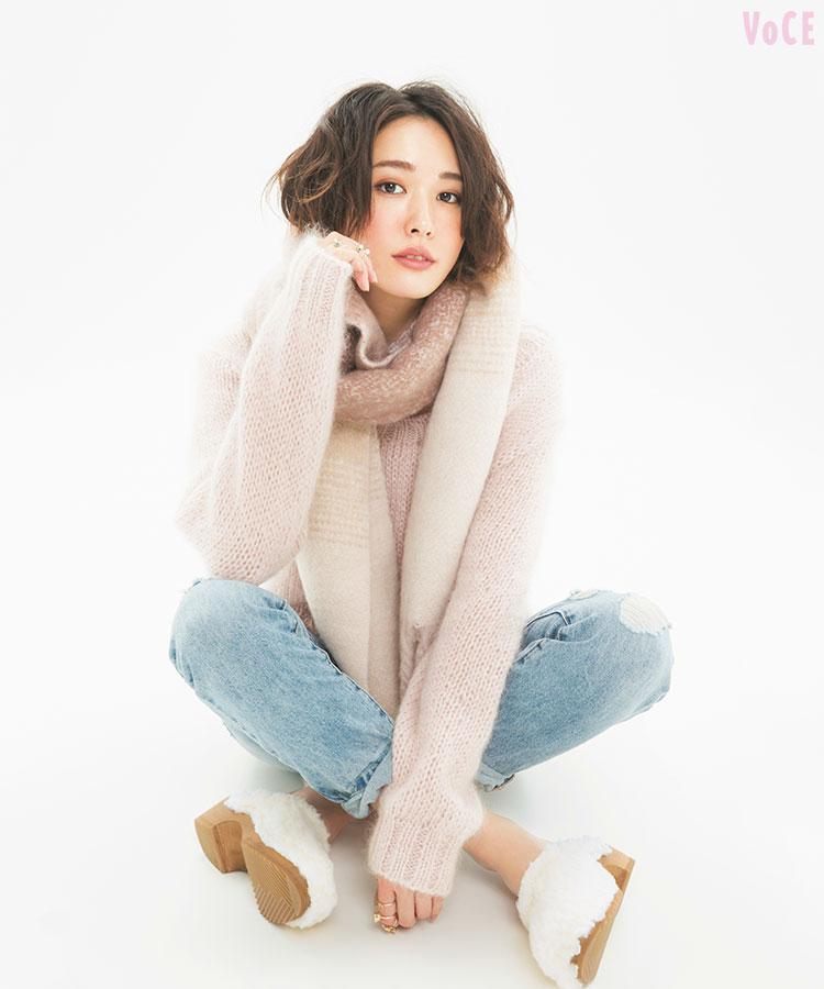 VOCE11月号,新垣結衣,表紙,Cover Beauty,