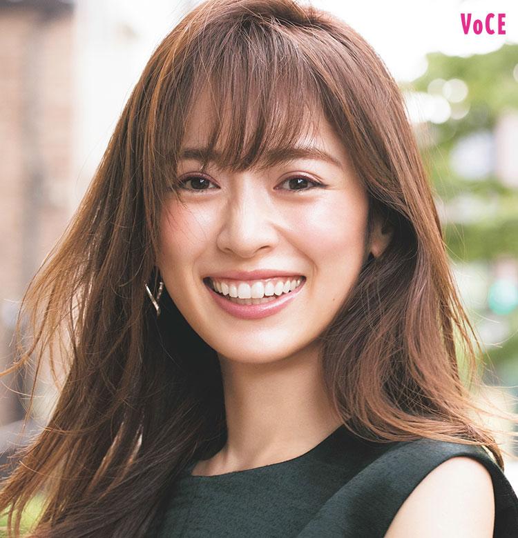 泉里香,VOCE11月号,
