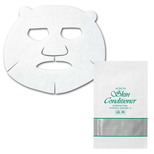 薬用スキンコンディショナー エッセンシャル ペーパーマスク E