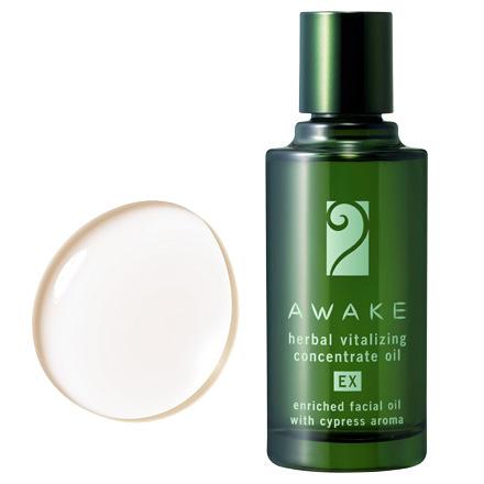 アウェイク ハーバル V コンセントレイト オイル EX