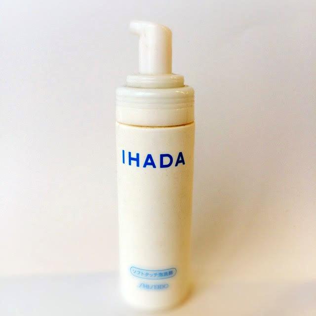 資生堂薬品 イハダ ソフトタッチ洗顔料