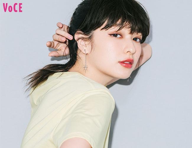 VOCE2020年9月号 森絵梨佳