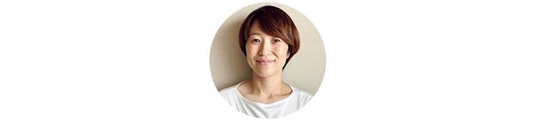 ヘア&メイクアップアーティスト 佐鳥麻子