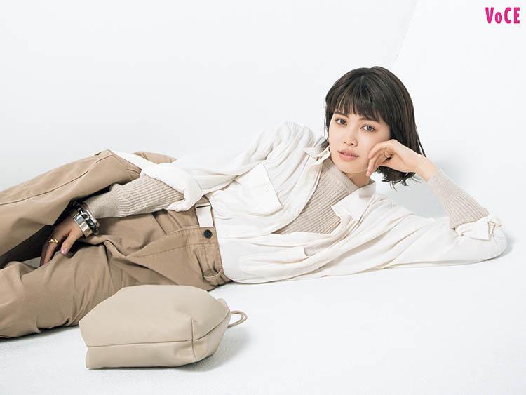 VOCE2019年3月号 垣内彩未