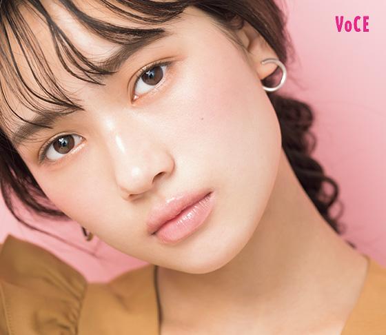 VOCE2019年9月号 メドウズ舞良(VOCE専属)