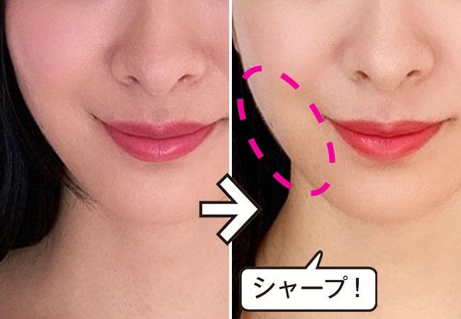 リファモーションカラット Before → After
