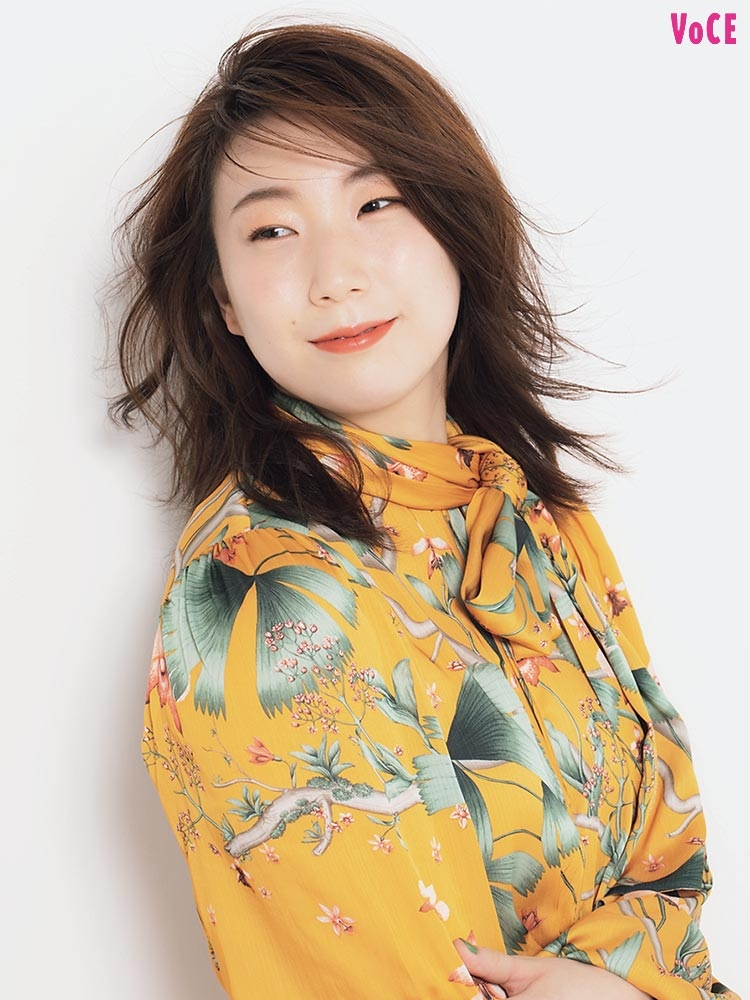 VOCE2020年3月号 東野有紗