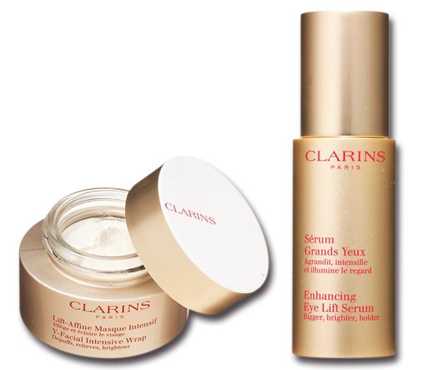 CLARINS,クラランス,トータル V ラップ,グラン アイ セラム