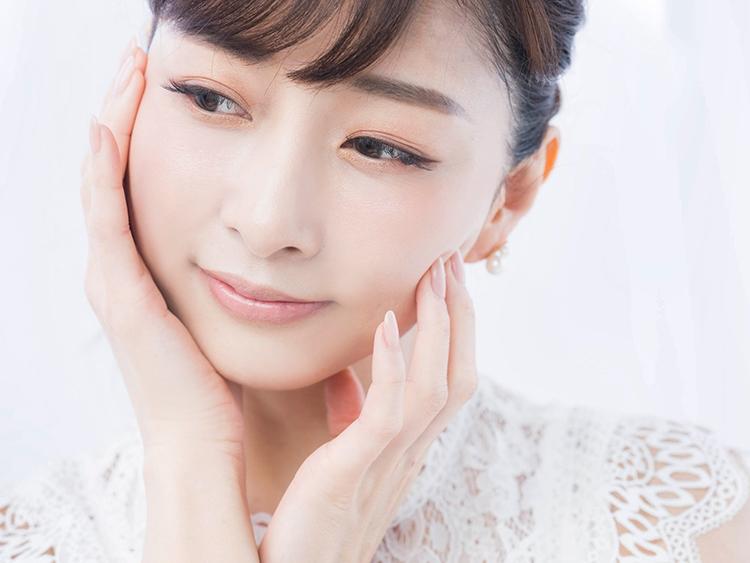 石井美保さん、テクスチャーを実感